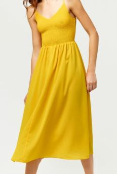 yellow dress 2
